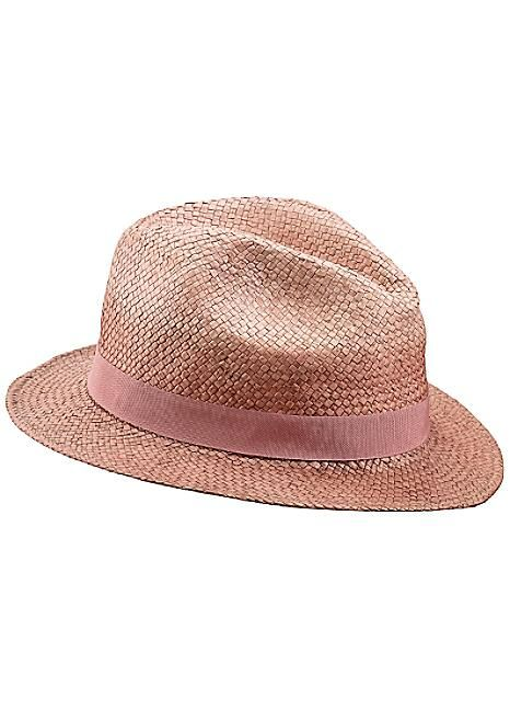 Heine Straw Hat #kaleidoscope #fashion #accessories
