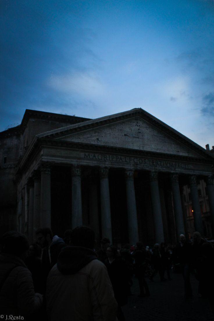 #Pantheon #Roma