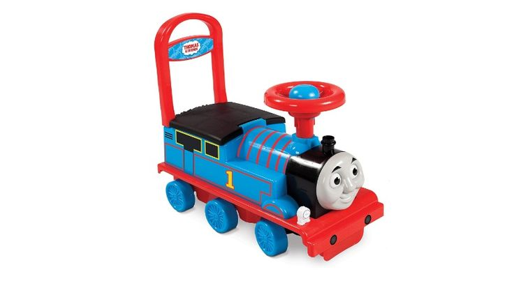Toys for babies walking Thomas & Friends Engine Ride On activity for boys  #ThomasFriends