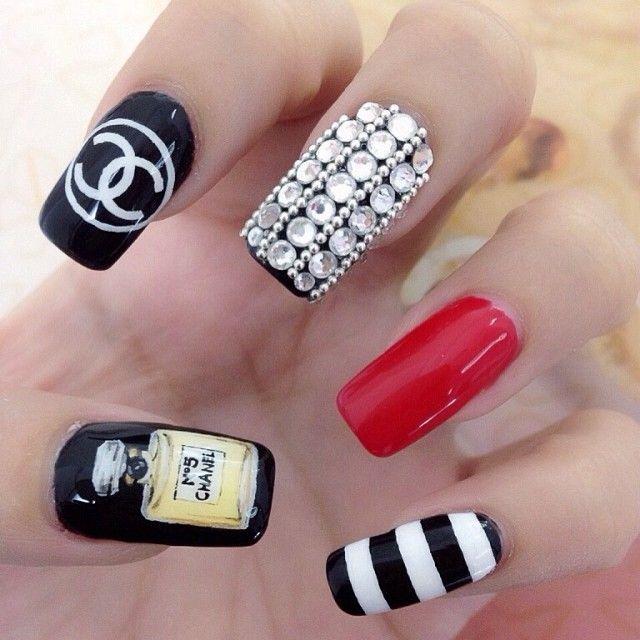 20nailstudio #nail #nails #nailart