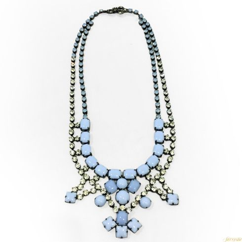 "Tom Binns """"Neopolitano"""" Necklace"