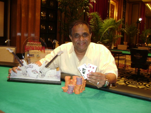 Congratulations to our rockin' WPT Seminole Hard Rock Hotel & Casino #Showdown Event #33 winner, Santana N., who won $2,001. You Rock!