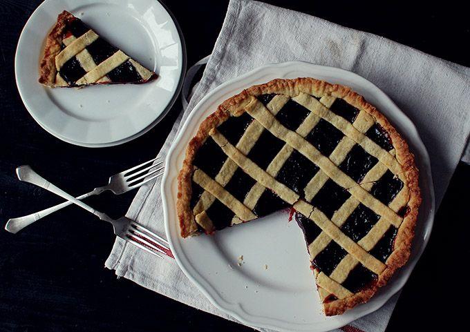 FoodLover: Mřížkový linecký koláč