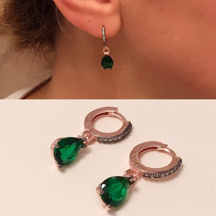 A personal favorite from my Etsy shop https://www.etsy.com/listing/269322305/sterling-silver-925-earrings-in-rose