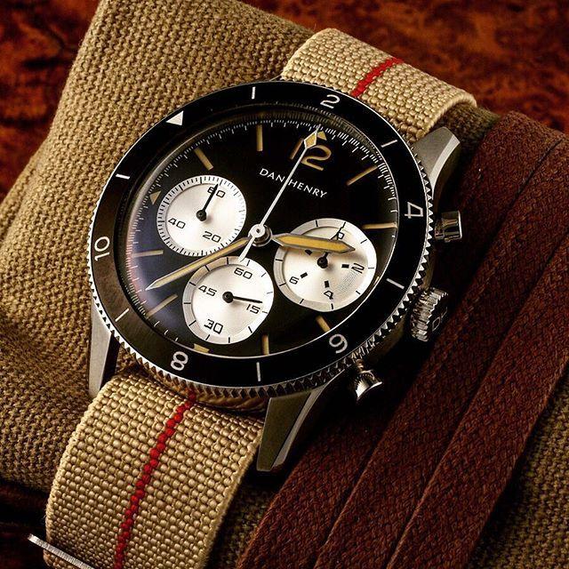 Dan Henry 1963 Chronograph