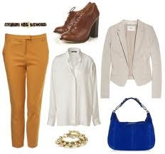 Look stylish & fab for work
