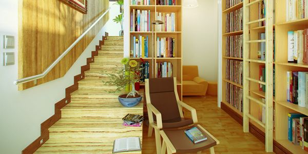 How to Incorporate a Library into your Home