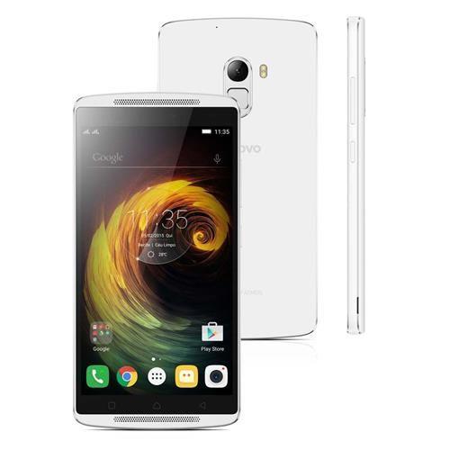 """Ponto Frio Smartphone Lenovo Vibe A7010 com Tela 5.5"""", 32GB, Câmera 13MP, 4G, Android 5.1 - R$1030"""
