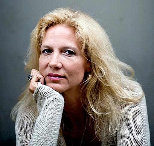 Liza Marklund. Swedish journalist and author.
