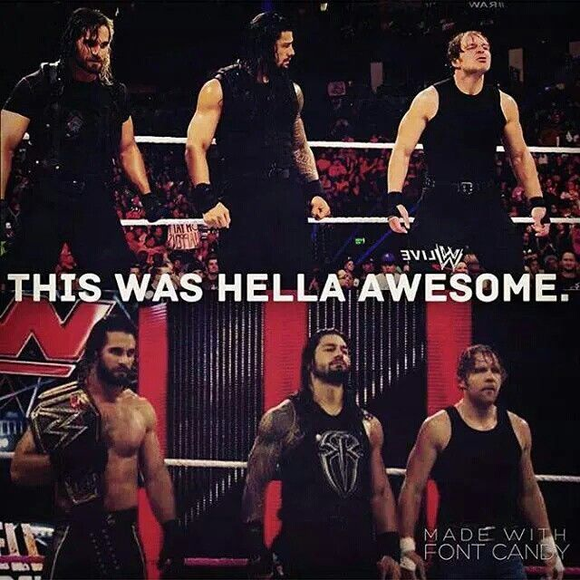 This was awesome you just seen it in each of them that they missed it
