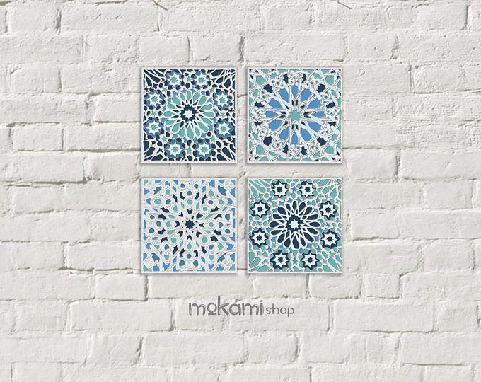 M s de 25 ideas incre bles sobre dise o marroqu en for Mosaico marroqui