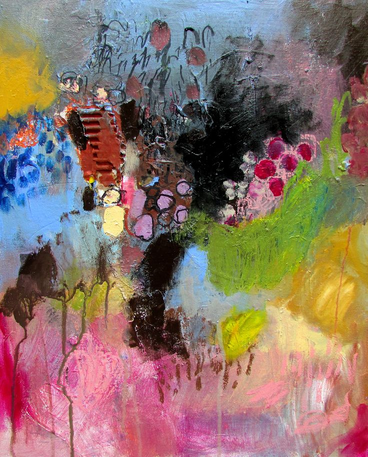 305 best art abstract inspiration images on pinterest for Inspirational paintings abstract