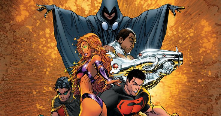Nightwing to Lead 'Teen Titans' Live Action TV Series for TNT -- TNT is nearing a pilot order on DC Comics 'Titans' with 'I Am Legend' writer Akiva Goldsman. -- http://www.movieweb.com/teen-titans-live-action-tv-series