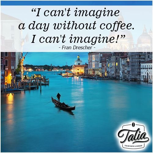 Who else can relate?  Check out Talia Coffee & Tea : A Nespresso Alternative for all of your coffee and tea needs.  #Coffee #Life #BearlyMarketing