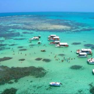 Porto De Galinhas Beach - Recife Brazil