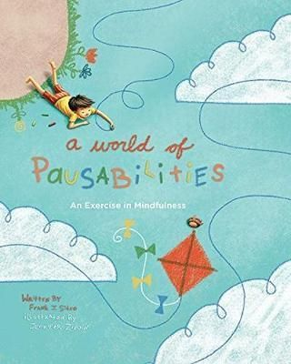 Sometimes we just need to take a pause - to stop, breathe, and take a moment for ourselves. To be mindful. Told in rhyming verse and beautifully illustrated, A World of Pausabilities is an inviting introduction to mindfulness. Following a neighborhood on a summer day, readers will learn how to apply mindfulness to simple, everyday moments, and how days are filled with endless possibilities to take a pause.A World of Pausabilities