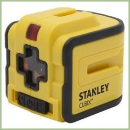 Talking About Stanley Cubix Horizontal/Vertical Self-Leveling Cross Line Laser