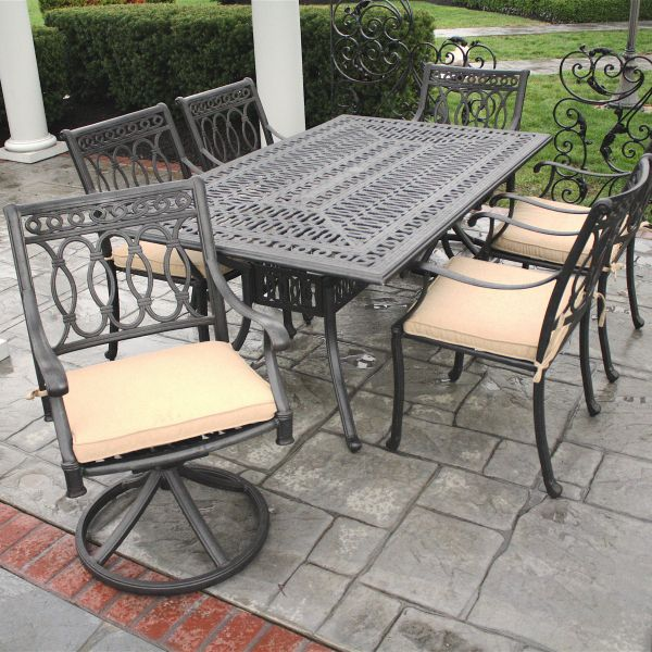 Augusta Dining By Leisure Select. Outdoor FurnitureOutdoor LivingPatio