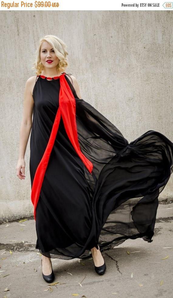 SALE 30% OFF Black Maxi Dress TDK98 Plus Size Cocktail Dress https://www.etsy.com/listing/212410230/sale-30-off-black-maxi-dress-tdk98-plus?utm_campaign=crowdfire&utm_content=crowdfire&utm_medium=social&utm_source=pinterest