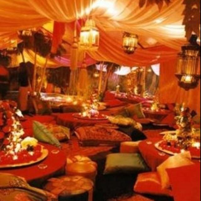 Moroccan Restaurant West London