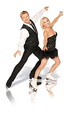 Dancing on Ice.They were the best I loved watching them. Please check out my website Thanks.  www.photopix.co.nz
