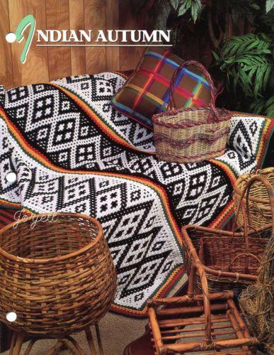 Indio-Otono-afgano-estilo-sudoeste-Annies-Crochet-Patron
