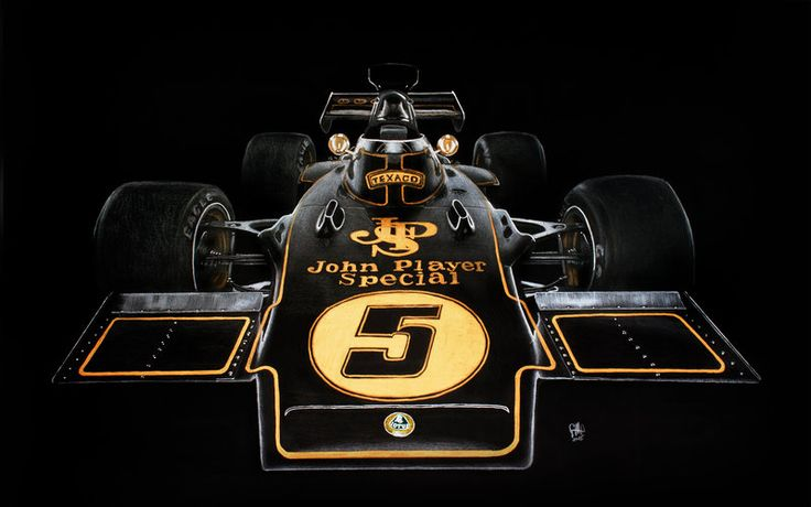 Lotus 72D by GoodieDesign.deviantart.com on @DeviantArt
