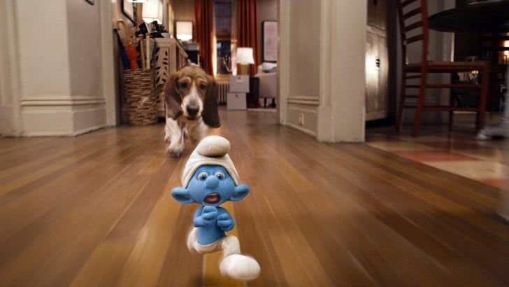 Pin for Later: 21 Roles You Knew Anton Yelchin From The Smurfs, 2011