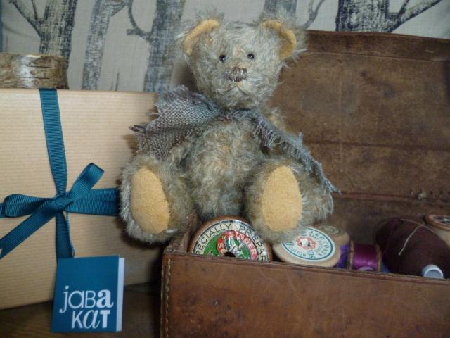 'Arold' A series of 'scruffy' bears by JABAKAT
