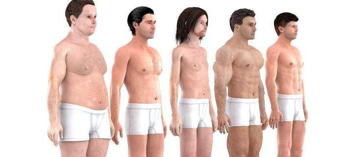 To τέλειο αρσενικό: Πώς άλλαξε το ανδρικό σώμα μέσα σε 150 χρόνια