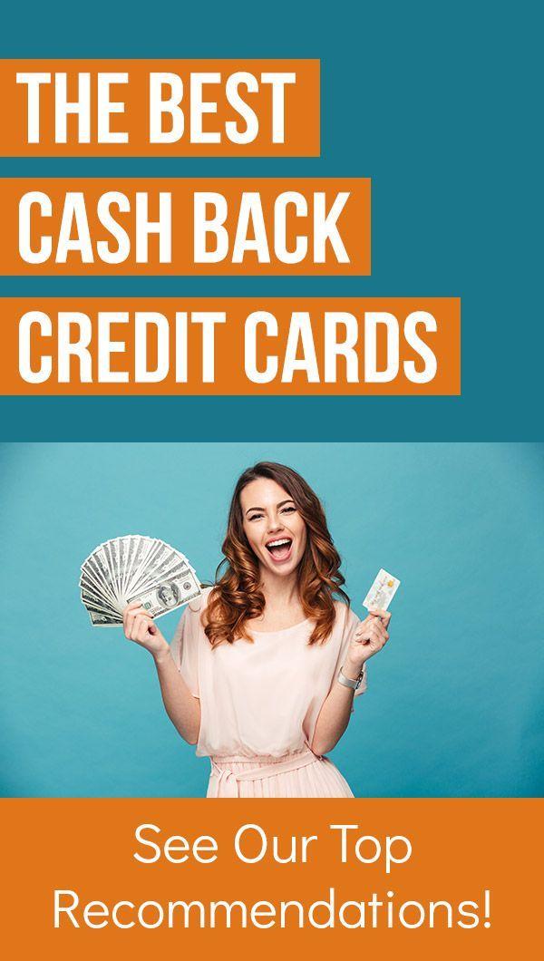 The Best Cashback Credit Cards 2020 With Images Rewards