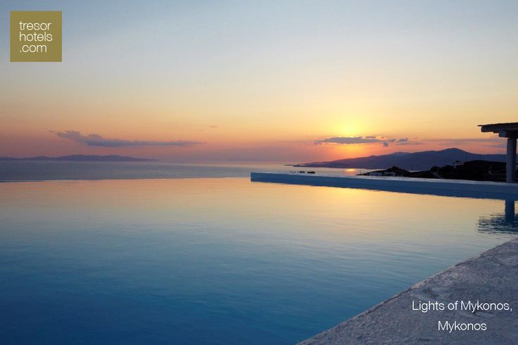 Indulge in spectacular #sunset #views, from your #Villa