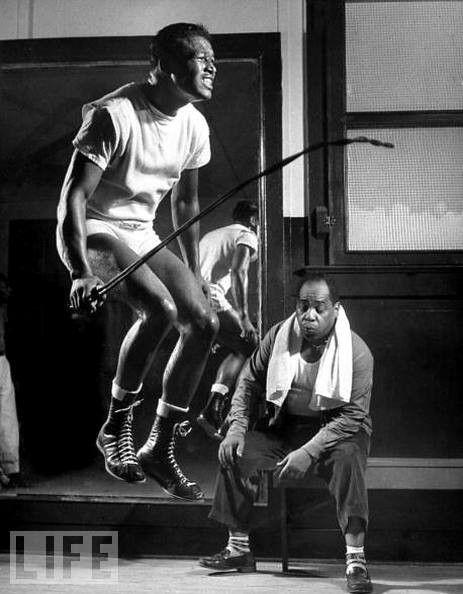 Sugar Ray Robinson 1950