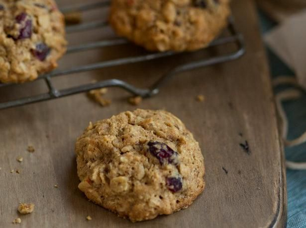 Cookies for breakfast? When they're full of good-for-you ingredients, it makes delicious sense. These sweet treats are all cookie, but made with oats, almond butter, flax and whole wheat flour.