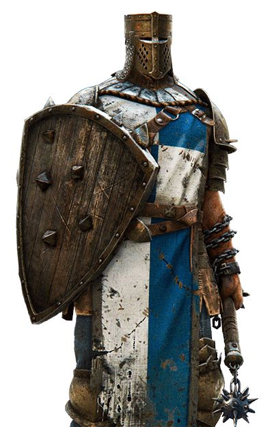 m Cleric chain helm shield mace For Honor: The 12 Legendary Heroes | Ubisoft (US)