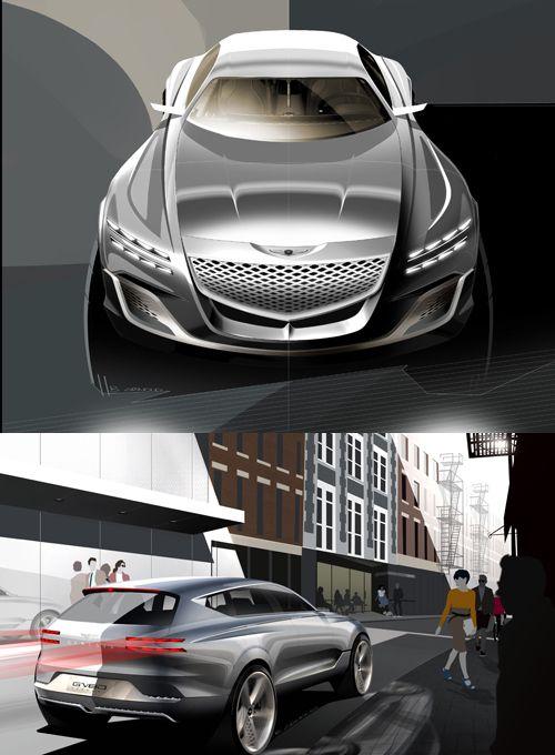 제네시스 디자인 총괄의 진짜 솜씨를 보고 싶다면 | Daum 자동차