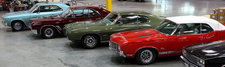 Original Parts Groups classics done by JH Restorations in Riverside Ca