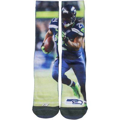 Seattle Seahawks Marshawn Lynch Ladies Jersey Socks