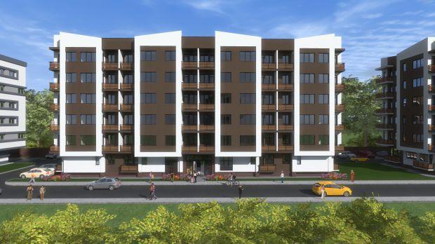 Regimul de inaltime al celor trei imobile propuse este Parter + 5Etaje, iar fiecare unitate va avea cate 48 de apartamente, de la garsoniere si pana la apartamente de 3 camere.