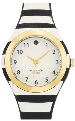 Women's Kate Spade New York 'Rumsey' Plastic Strap Watch 30Mm #watches #womens