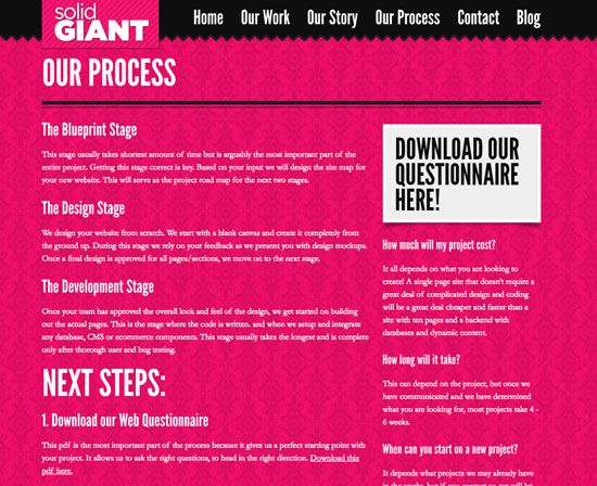 Image result for solid giant design process