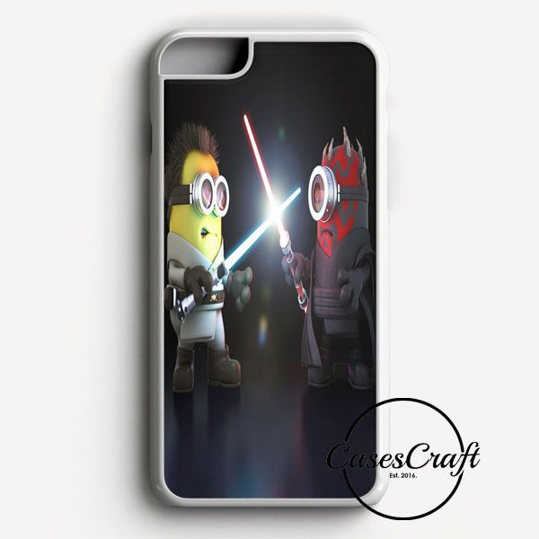 Funny Minions Star Wars iPhone 7 Case | casescraft