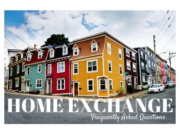 Home Exchange Frequently Asked Questions - Solo Mom Takes FlightSolo Mom Takes Flight