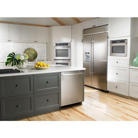20 besten side by side bilder auf pinterest | amerikanische küche ... - Küche Mit Amerikanischem Kühlschrank