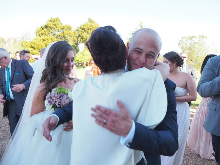 Ashlee & Mark marrying at  Sault Daylesford