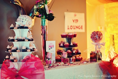 Costa Women Marbella: 50 Shades of PINK, VIP lounge decoration from Reviva Weddings @WeddingDecor , picture by Agata Jensen @Agata Jensen