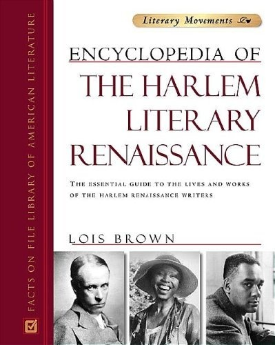 harlem renaissance literature essay Definition: the harlem renaissance was a period during the 1920s when african-american achievements in art, literature and music flourished a period of great diversity and experimentation the ww1 great migration saw the movement of thousands of african americans from the farmlands in the south to.