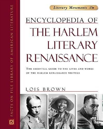 harlem renaissance literature authors