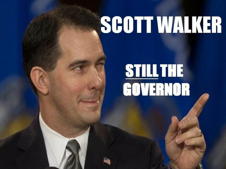 ♥ Scott Walker - STILL the Governor!  To all the corrupt and greedy Unions, NICE TRY.: Governor Scott, Politics, Wisconsin, Current Events, States Parks, Breaking News, L'Wren Scott, Govscott Walker, Teas Party