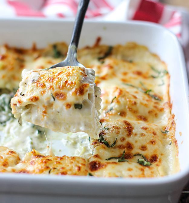 and Artichoke Ravioli Bake | A List Of All Our Favorite Casserole ...